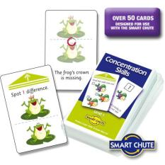 C94 Concentration Skills Level 1 Chute Cards