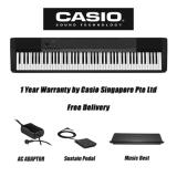 Coupon Casio Cdp 130 Bk Contemporary Digital Piano Black Keyboard Only