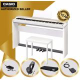 List Price Authorized Seller Casio Px 160 Gd Privia Digital Piano White Gold Casio