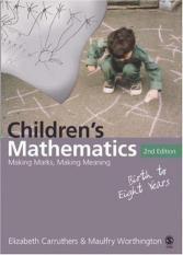 Childrens Mathematics (Author: Elizabeth Carruthers, Maulfry Worthington, ISBN: 9781412922838)