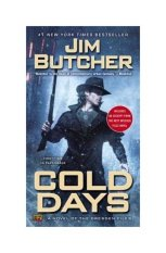 Cold Days: A Novel of the Dresden Files (Dresden Files) - intl
