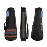 Buy Colorful 21 Soprano Ukelele Ukulele Uke Bag Backpack Case Ethnic National Style Durable Cotton Thicken Padding With Adjustable Shoulder Strap Intl Cheap On Singapore