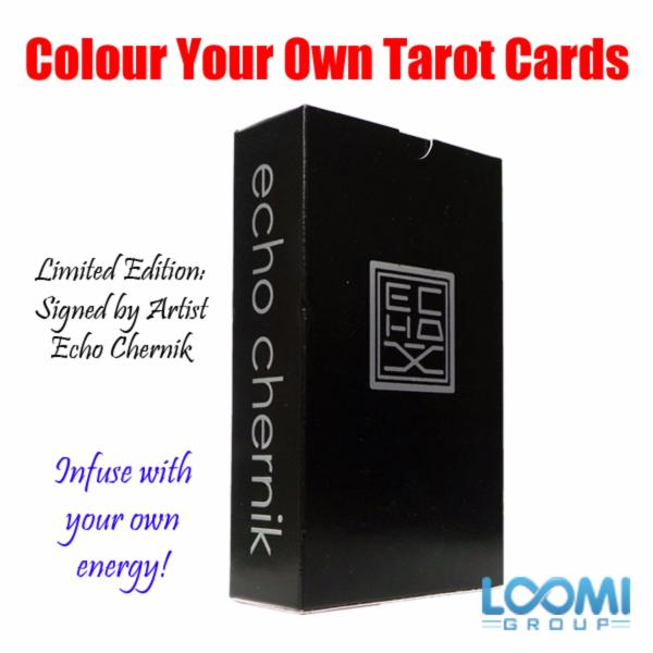 Colour Your Own Tarot Deck [Artist Signed]