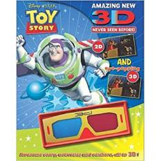 Disney Toy Story Amazing View 3D