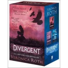 Divergent Boxed Set 1-3 (New Cover)
