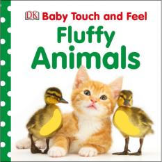 Dk Books Baby Touch And Feel Fluffy Animals Lowest Price