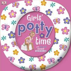 DK Books - Girls Potty Time