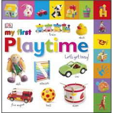 DK Books - My First Playtime Lets Get Busy