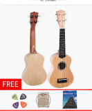 Review Elegant High Grade 21 Inches Four String Wooden Ukulele China