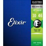 Sale Elixir Optiweb Light Electric Guitar Strings Elixir