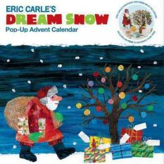 Eric Carles Dream Snow Pop-Up Advent Calendar (Author: Eric Carle, ISBN: 9780811862936)
