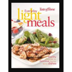 Everyday Light Meals, Taste of Home - RD1010