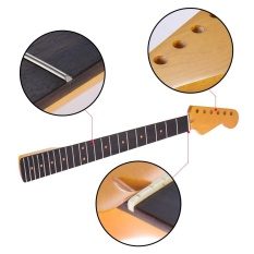 Purchase Exquisite Gloss 22 Frets New Replacement Maple Neck Rosewood Fretboard Fingerboard For Fender St�Strat Electric Guitar Intl Online