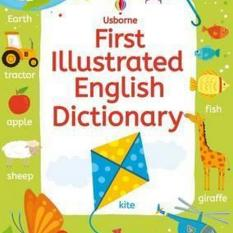 First Illustrated English Dictionary (Author: Rachel Wardley, Jane Bingham, ISBN: 9781409570486)