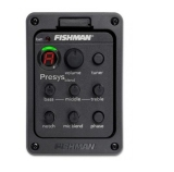 Price Fishman Presys 301 Mic Blend Dual Model Guitar Preamp Eq Tuner Piezo Pickup Beat On China