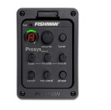 Review Fishman Presys 301 Mic Blend Dual Model Guitar Preamp Eq Tuner Piezo Pickup Beat Export Oem