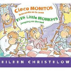 Five Monkeys Series of 5 Books