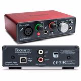 Compare Price Focusrite Scarlett Solo Gen2 Focusrite On Singapore