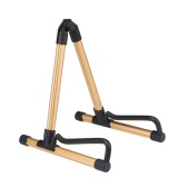 Where To Shop For Folding Electric Acoustic Bass Guitar Stand A Frame Floor Rack Holder Intl