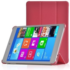 Folding Stand PU Leather Case Cover For Teclast X89 HD - intl