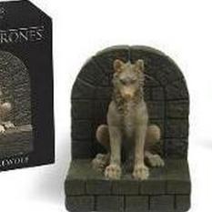 Game of Thrones: Stark Direwolf (Author: Robb Pearlman, ISBN: 9780762457038)