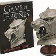 Game of Thrones: The Hounds Helmet (Author: Running Press, ISBN: 9780762459353)
