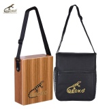 Who Sells Gecko C 68Z Portable Traveling Cajon Box Drum Hand Drum Wood Percussion Instrument With Strap Carrying Bag Outdoorfree Intl