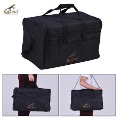 Price Compare Gecko L03 Standard *D*Lt Cajon Box Drum Bag Backpack Case 600D 5Mm Cotton Padding With Carry Handle Shoulder Strap Intl