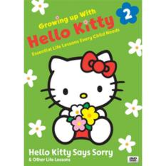 Growing Up With Hello Kitty 2 - Hello Kitty Says Sorry