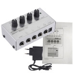 Ha400 Ultra Compact 4 Channels Mini Audio Stereo Headphone Amplifier With Power Adapter Outdoorfree Compare Prices