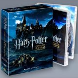 Harry Potter Complete 8 Film Collection Dvd 2011 8 Disc Box Set Intl Sale