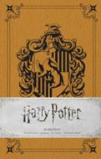 Harry Potter: Hufflepuff Ruled Pocket Jo (Author: Insight Editions, ISBN: 9781683830337)