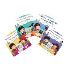 Holiday Activity Books Set