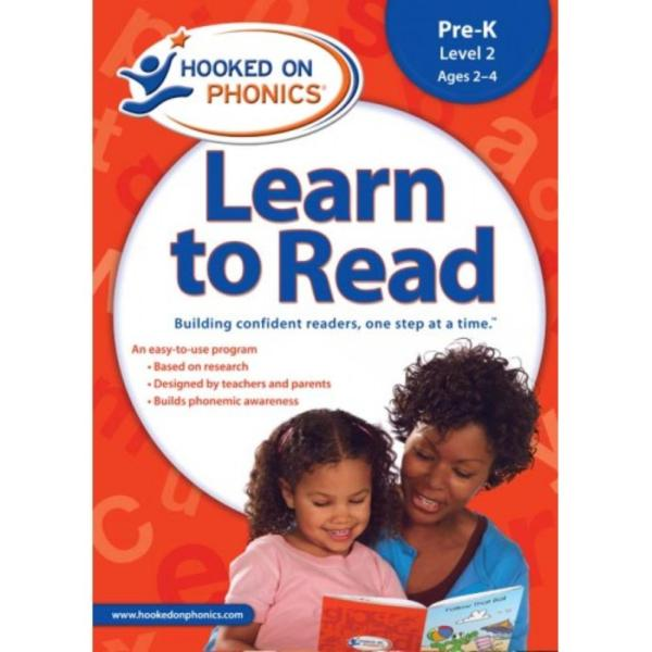 Hooked On Phonics®: Learn To Read (Pre-K Level 2)