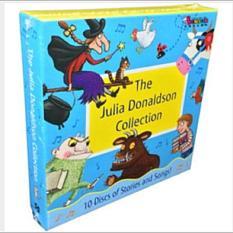 Julia Donaldson Audio Collection (10 Cd)