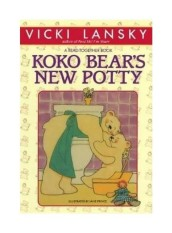 KoKo Bears New Potty: A Practical Parenting Read-together Book - intl