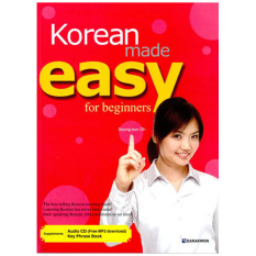 Korean Made Easy for Beginners [Book and CD]