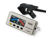Price Comparisons Korg Slimpitch Chromatic Tuner Pearl Gold
