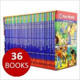 Ladybird Key Words With Peter And Jane 36 Hardback Books Complete Collection With Slipcase Others Discount