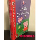 Ladybird Read It Yourself Peppa Pig Collection 10 Books Coupon Code