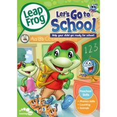 Leapfrog: Lets Go To School DVD-Best Educational Movie