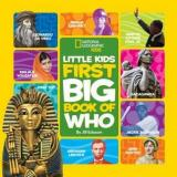 Little Kids First Big Book Of Who Author National Geographic Kids Isbn 9781426319174 Sale
