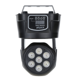 Recent Lixada Dmx 512 Mini Moving Head Light 4 In 1 Rgbw Led Stage Par Light Lighting Strobe Professional 9 14 Channels Party Disco Show 100W Ac 100 240V Sound Active Intl