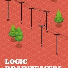 Mensa: Logic Brainteasers (Author: Ken Russell, Philip Carter, ISBN: 9781780979397)