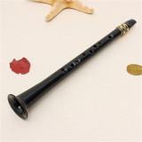 Brand New Mini Small Alto Saxophone Simple Type Little Pocket Sax Music Tool Black