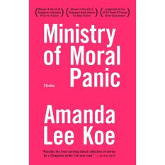 Ministry of Moral Panic (new edition)