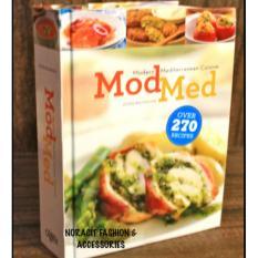Modern Mediterranean Cuisine, ModMed - RD1016