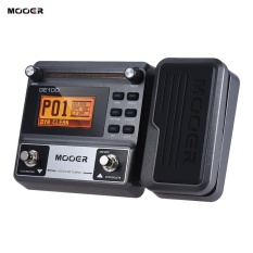 Discount Mooer Ge100 Guitar Multi Effects Processor Effect Pedal With Loop Recording 180 Seconds Tuning Tap Tempo Rhythm Setting Scale Chord Lesson Functions Intl Mooer