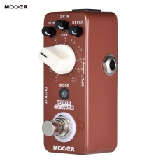 Sports & Entertainment Mooer Expline Mini Expression Effect Pedal Pressure Sensing Switch Full Metal Shell Keep You Fit All The Time Stringed Instruments