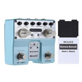 Sales Price Mooer Reverie Reverb Guitar Effect Pedal 5 Reverberation Modes 5 Enhancing Effects With Two Footswitch Intl